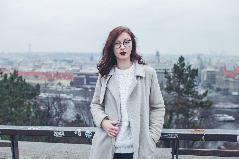Letenské sady Praha
